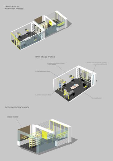 Exhibition Plan for DKUK 2020