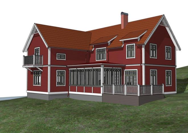 Huset Sydväst