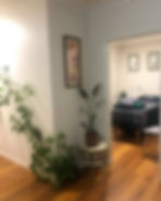 Treatment Room 2 at Red Bridge Acupuncture Healesville