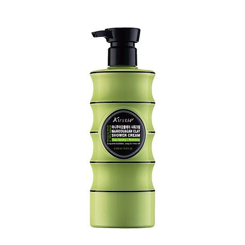 Kustie Manicouagan Clay Shower Cream 500ml