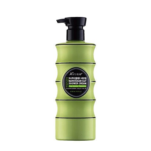 Kustie Manicouagan Clay Shower Cream