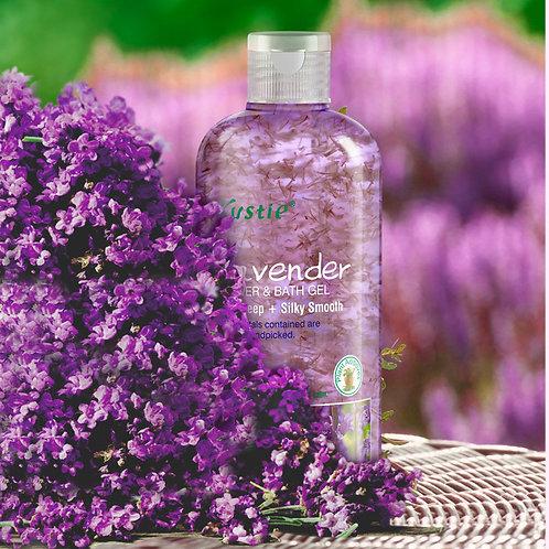 Kustie Lavender Shower & Bath Gel 500ml