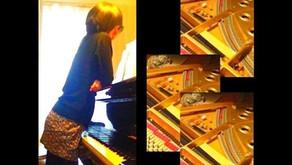 プリペアド・ピアノ演奏のレコーディング