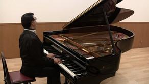 Piano & Voice 即興曲のYoutube収録