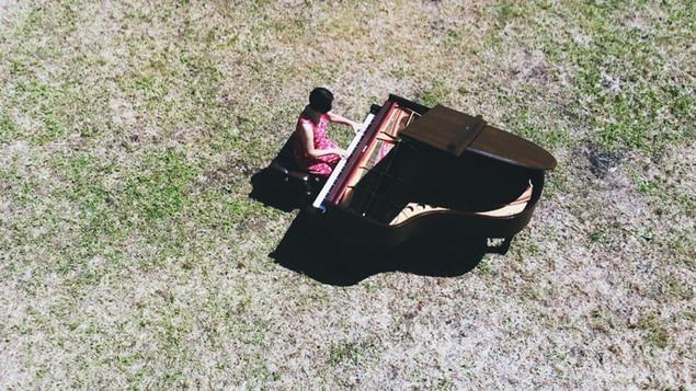 ピアノのYouTube動画の収録