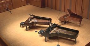 6月19日タカギクラヴィア記念コンサート 紀尾井ホール