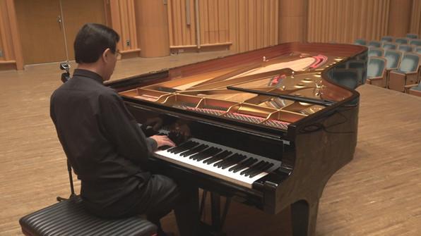 声楽とピアノのYouTube撮影