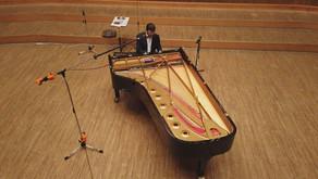 ピアノと声が奏でる「8つのファンタジー」 府中の森芸術劇場 ウィーンホール