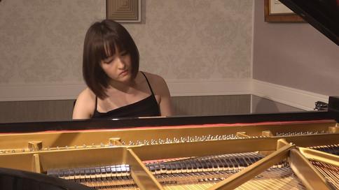ピアノのYouTube収録