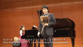 吉岡次郎さんソワレコンサート収録 けやきホール