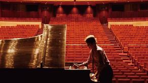 ホロヴィッツ・ピアノCD75の音響分析
