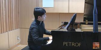 ペトロフピアノの録音