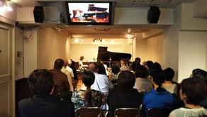 マサエ・銀林さん アルバム発売記念コンサート東京 タカギクラヴィア松濤サロン