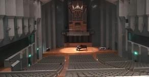 木村智明さん レコーディング ふくしん夢の音楽堂(福島市音楽堂)