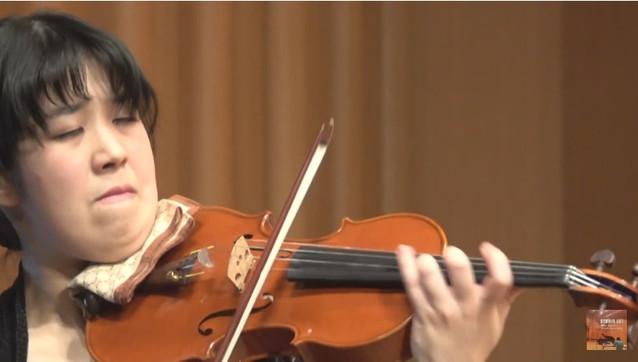 ヴァイオリンの録音