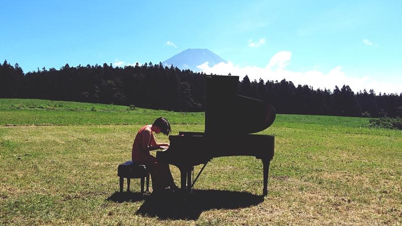 ピアノ演奏動画収録