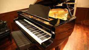 432Hz モダンピアノのレコーディング Kunikoさん