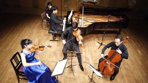 Hakuju New Style Live ピアノ四重奏&弦楽三重奏 収録