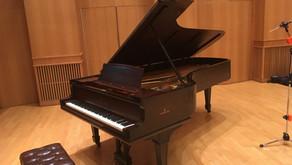 """ホロヴィッツの愛したピアノ""""ローズウッド・スタインウェイ""""のレコーディング"""