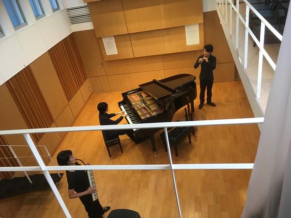 室内楽の録音