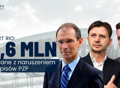 Blisko 18 mln zł wydane z naruszeniem prawa