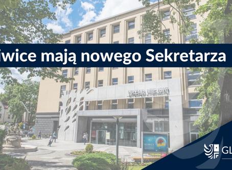 Gliwice mają nowego Sekretarza