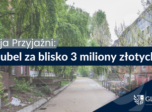 Aleja Przyjaźni - bubel za blisko 3 mln zł?