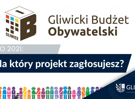 Budżet Obywatelski 2021 wkracza w decydującą fazę. Na który projekt zagłosujesz?