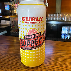Surly Grapefruit 16oz Can
