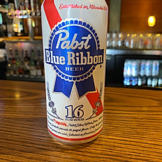 Pabst Blue Ribbon 16oz Can