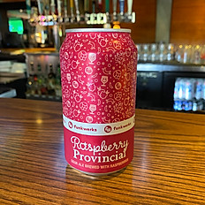 Funkwerks Raspberry Provincial 12oz Can