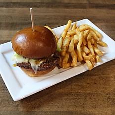 Jam-O-Brie Burger