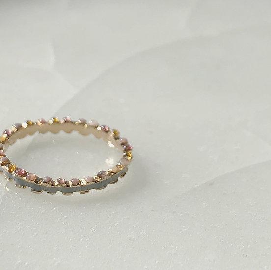 Mosaic Ring | Gold