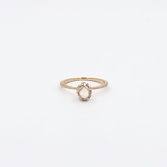 Embroidery Ring | Clear
