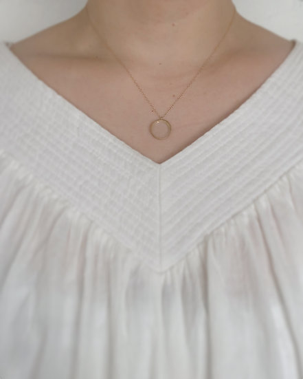 Bubble Necklace   Frosted