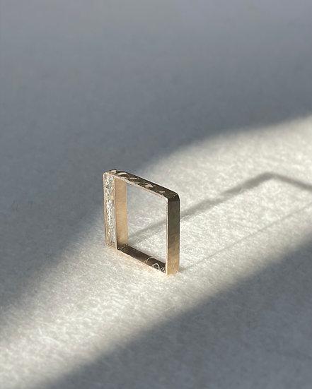 Twiggy Ring | Clear