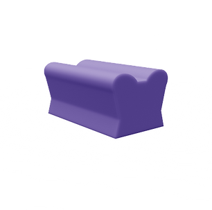 رسمة القلعة اسفنج ضغط سوبر