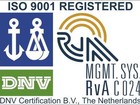 """مصانع بيبرس للإسفنج تحصل على شهادة ضمان الجودة الدولية """"ايزو9001:2008"""""""