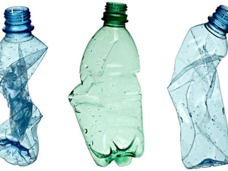 La bouteille plastique
