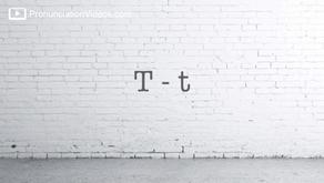 Alphabet T