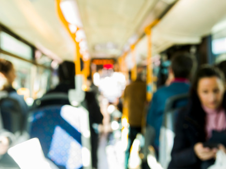Do buses pollute more than cars?