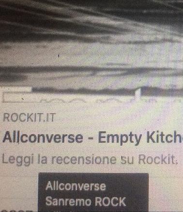 sanremo rock / rockit review