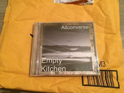 Album Empty Kitchen