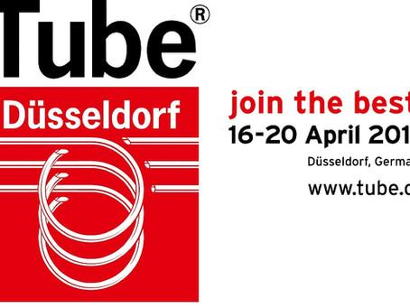 Preminox at Tube Düsseldorf April 2018