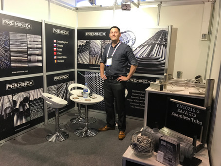 Don't forget us at Gastech, Barcelona THIS WEEK
