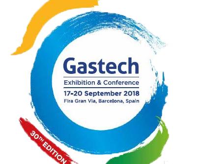 Gastech Exhibition, Barcelona - NEXT WEEK!