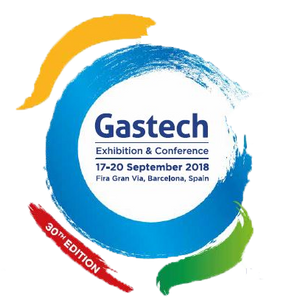 Stainless Steel Tube at Gastech, Barcelona
