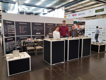 SPI Preminox at Tube & Wire Exhibition 2018... 2 days left!