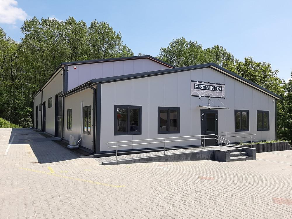 PREMINOX POLSKA Stainless Steel Tubes