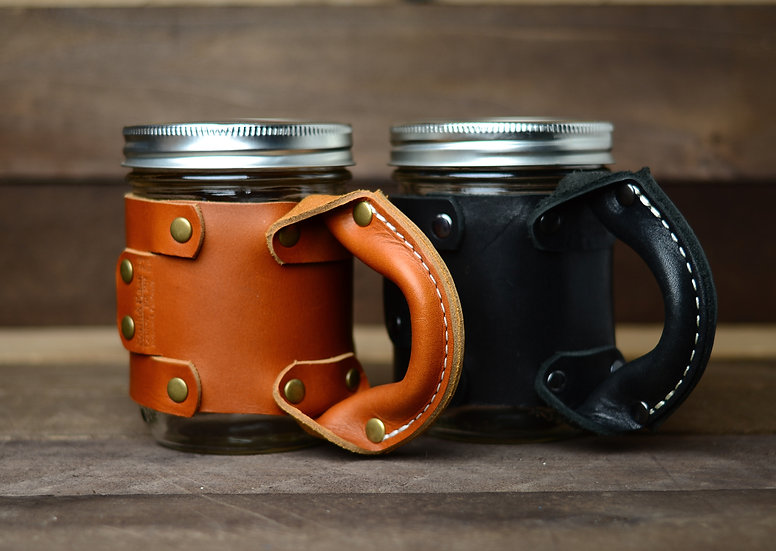 Arlo Mason Jar Sleeve